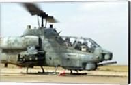 A AH-1A Cobra Fine-Art Print