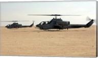 AH-1W Super Cobras Fine-Art Print