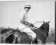 Capt. Leslie Cheape in 1911 Fine-Art Print
