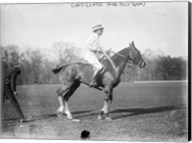 Capt. Lloyd  Eng. Polo Team Fine-Art Print