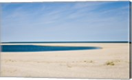 USA, Massachusetts, Cape Cod, panoramic view of beach Fine-Art Print