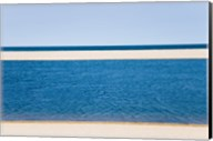 Panoramic view of the sea, Cape Cod, Massachusetts, USA Fine-Art Print