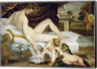 Venus and Adonis Fine-Art Print