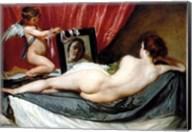 Venus At Her Mirror Fine-Art Print
