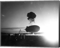 Operation Plumbbob Blimp Fine-Art Print