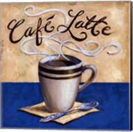 Cafe Latte - mini Fine-Art Print