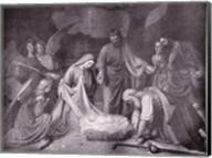 The First Christmas Fine-Art Print