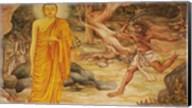 Angulimala Buddha Fine-Art Print
