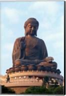 Tian Tan Buddha Fine-Art Print