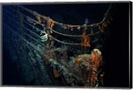 Titanic Wreckage Underwater Fine-Art Print