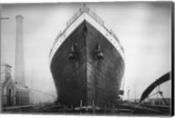 Titanic at the Thompson Graving Dock Fine-Art Print