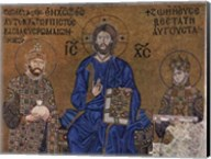 Christ and Rulers Fine-Art Print