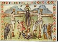 Master of the Rabula Gospel Fine-Art Print