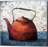 Red Pots I Fine-Art Print