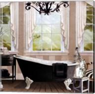 Chandelier Bath I Fine-Art Print