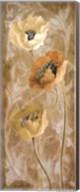 Poppies De Brun II Fine-Art Print