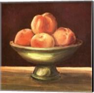 Rustic Fruit Bowl I Fine-Art Print