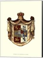 Regal Crest I Fine-Art Print