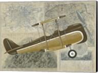 Tour by Plane II Fine-Art Print