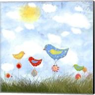 Bird Land Fine-Art Print