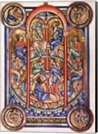 The Miracle of Pentecost, Berthold Missal Fine-Art Print