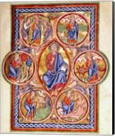 Creation of the world Fine-Art Print
