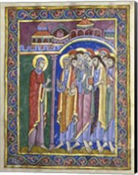 Mary Magdalene Tells the Disciples Fine-Art Print