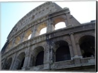 Low Angle View of the Colosseum Fine-Art Print