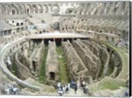 Colosseum Interior Fine-Art Print