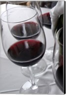 Glasses of Red Wine Fine-Art Print