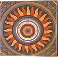 Baroque Tiles II Fine-Art Print