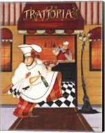 Trattoria Fine-Art Print