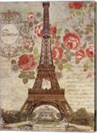 Dreaming Of Paris Fine-Art Print
