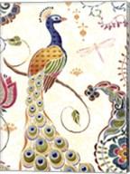 Peacock Fantasy II Fine-Art Print