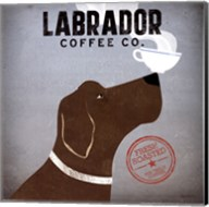Labrador Coffee Co. Fine-Art Print
