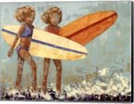 Bikini Surf Fine-Art Print
