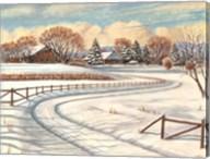 Winter Scene I Fine-Art Print