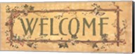 Welcome Fine-Art Print