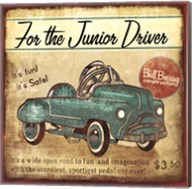Junior Driver Fine-Art Print