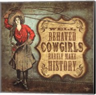 Cowgirls Fine-Art Print