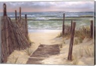 Path To The Ocean Fine-Art Print