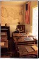 Early American School Room Fine-Art Print