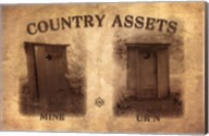 Country Assets Fine-Art Print