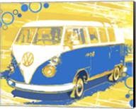 Vintage VW Bus Fine-Art Print