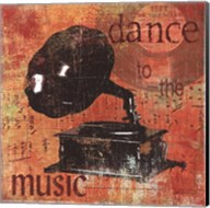 Dance To The Music Fine-Art Print
