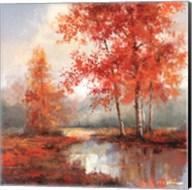 Autumn's Grace II Fine-Art Print