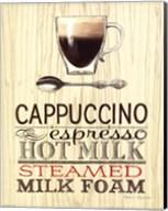 Cappucino Fine-Art Print