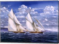 Windy Day Fine-Art Print