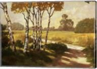 Country Walk II Fine-Art Print