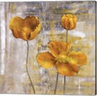 Yellow Flowers II Fine-Art Print